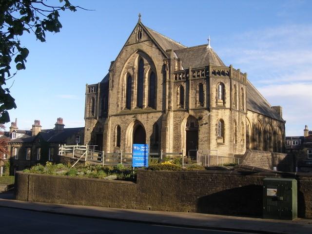 Heath URC (United reformed Church) worship space